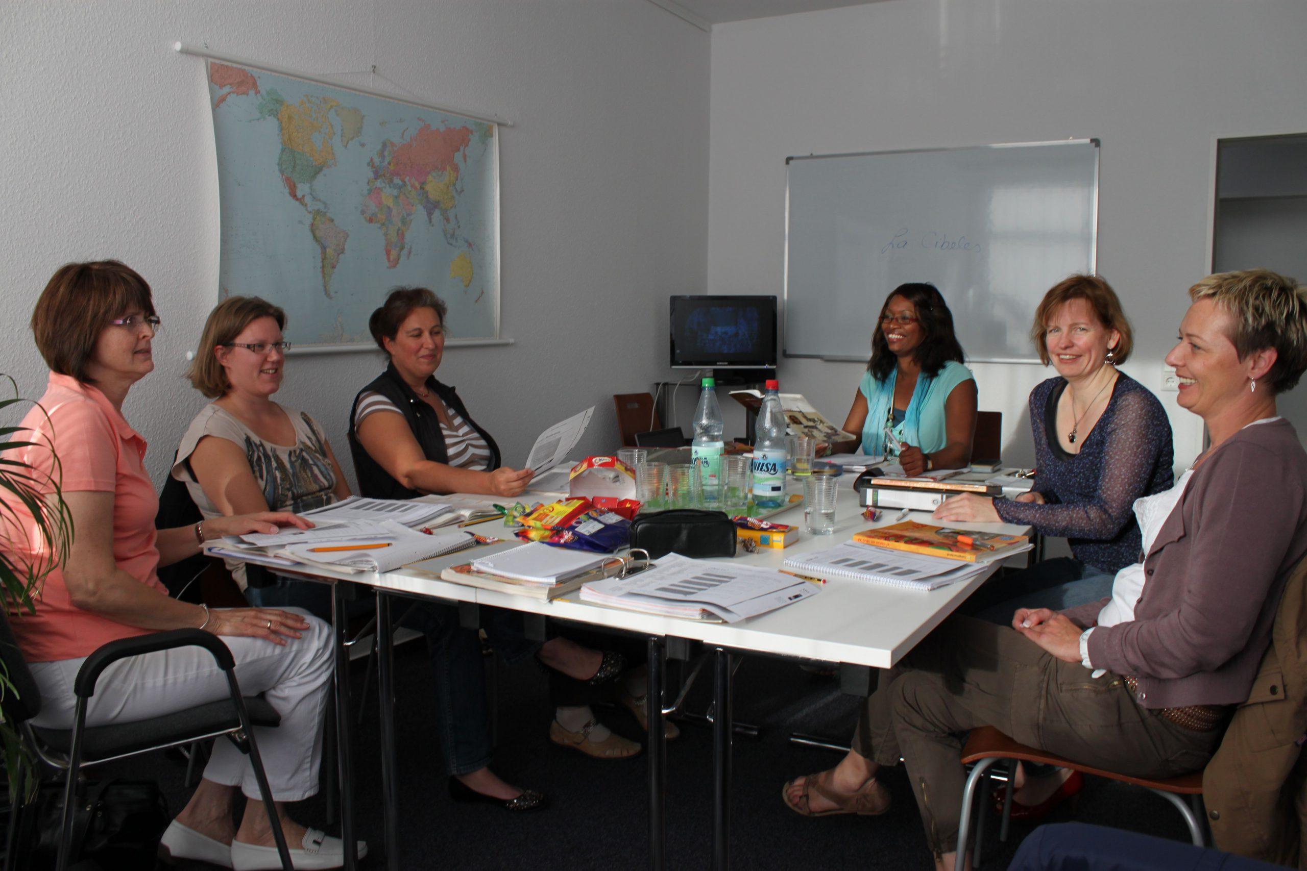 Vorbereitungskurse für Sprachprüfungen